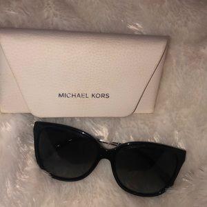Black Michael Kors sunglasses